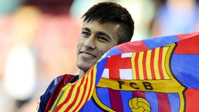 Neymar: 100 bàn thắng và hành trình trở thành người kế vị Messi tại Barcelona - Ảnh 4.