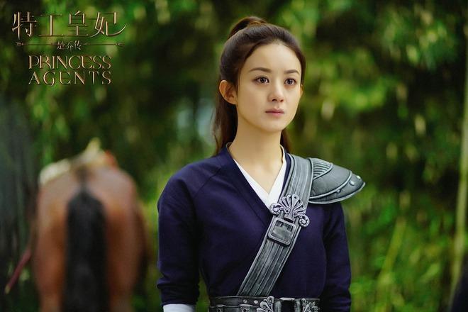 """Triệu Lệ Dĩnh (Sở Kiều truyện): Từ một """"a hoàn"""" cho đến nữ hoàng rating - Ảnh 8."""