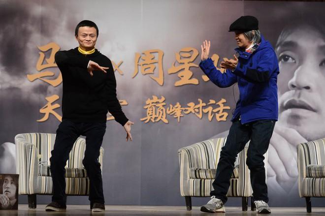 Quá hâm mộ Châu Tinh Trì, tỷ phú Jack Ma đã nói 1 một câu kinh điển - Ảnh 6.