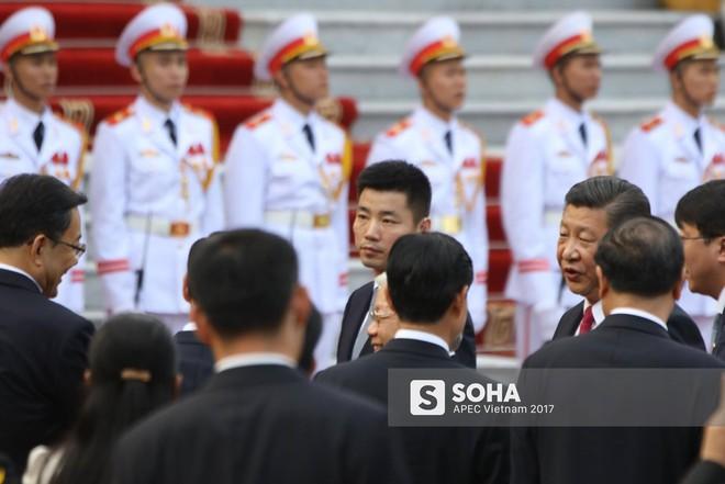 Nhận diện gương mặt đặc biệt trong đội cận vệ tinh nhuệ theo ông Tập sang thăm Việt Nam - Ảnh 8.
