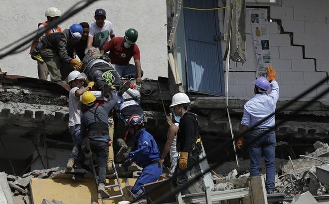 Kết quả hình ảnh cho động đất ở mexico