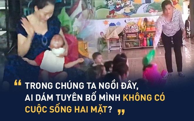 Bảo mẫu ác thú, rau hai luống, lợn hai chuồng: Câu hỏi cho tất cả người Việt?