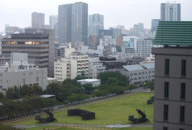 24h qua ảnh: Nhật Bản triển khai tên lửa ở thủ đô đề phòng Triều Tiên - Ảnh 5.