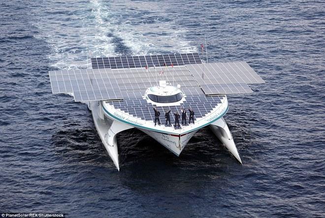 17 du thuyền lạ nhất thế giới, chiếc đầu tiên khiến nhiều người hiểu lầm tai hại - Ảnh 8.