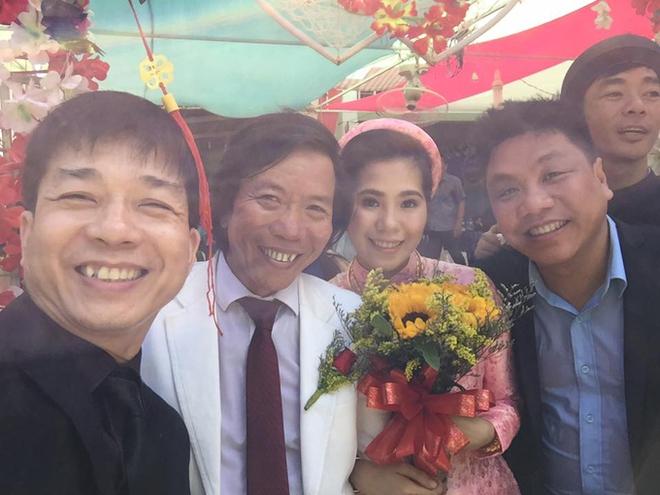 Điều ít biết về vợ xinh đẹp kém đạo diễn Nguyễn Tranh tới 25 tuổi - Ảnh 3.
