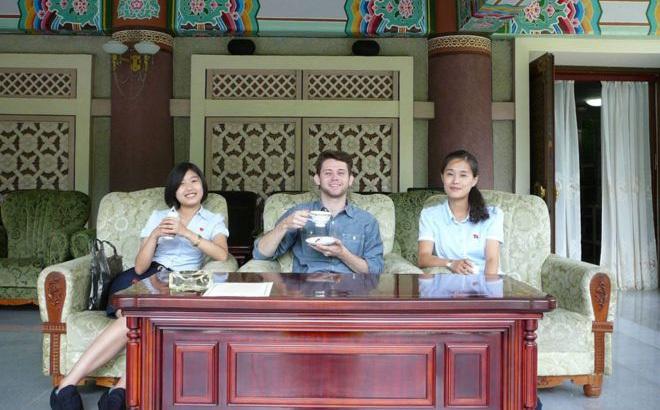 Chia sẻ thú vị của một người nước ngoài chọn Triều Tiên là nơi làm việc mưu sinh