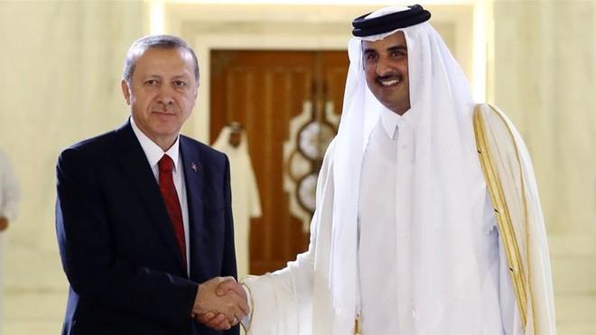 Vì sao Thổ Nhĩ Kỳ quyết đưa quân, máy bay, chiến hạm đến Qatar giữa lúc
