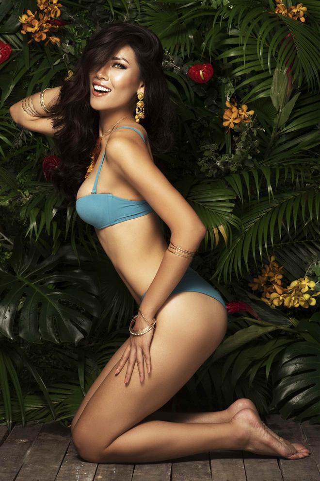 Nguyễn Thị Loan tung ảnh bikini bốc lửa trước chung kết Hoa hậu Hoàn vũ Thế giới - Ảnh 10.