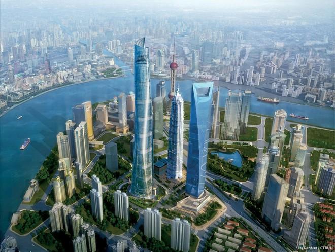 Chiêm ngưỡng các tuyệt tác kiến trúc hiện đại có một không hai trên thế giới - Ảnh 1.