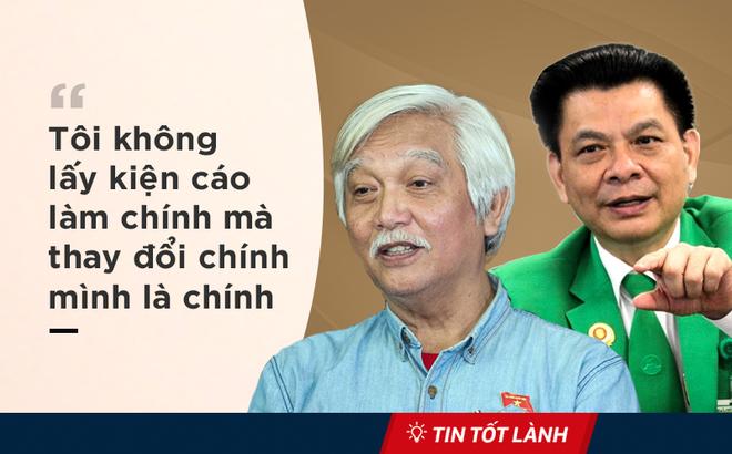 TIN TỐT LÀNH 26/7: Ông Huy không kiện, ông Quốc gây ngạc nhiên và câu trả lời quá trúng của Thủ tướng