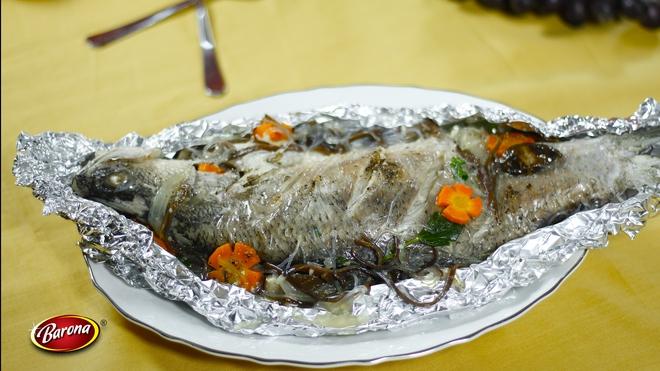 Món ăn từ Cá cho ông bà