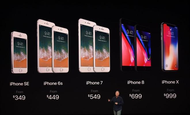 Vì sao chiếc điện thoại iPhone vừa ra mắt có giá cao ngất ngưởng? - Ảnh 1.