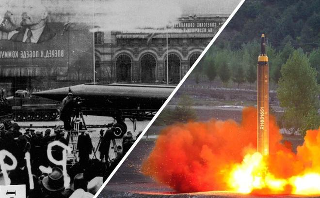 Vấn đề Triều Tiên 2017: Phiên bản mới của cuộc khủng hoảng tên lửa Cuba 1962?