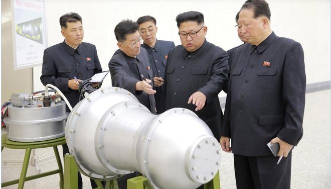 Triều Tiên thử bom H: Ông Tập mất mặt tại BRICS, cố vấn Mỹ điện khẩn cam kết bảo vệ Nhật - Ảnh 1.