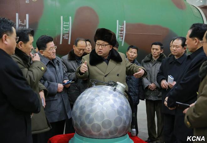 Nguyên tắc 5 không, điều lo sợ nhất và cách TQ thu trọn lợi ích từ ván cờ Triều Tiên - Ảnh 1.