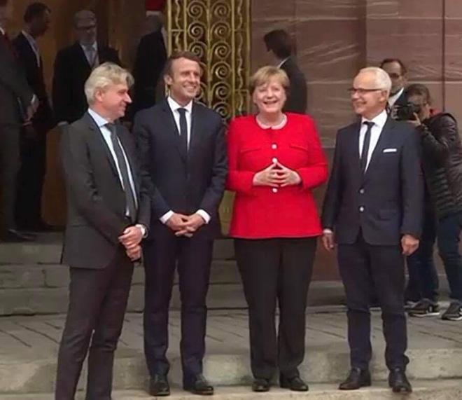 First News có bản quyền xuất bản sách của Tổng thống Pháp Macron - Ảnh 7.