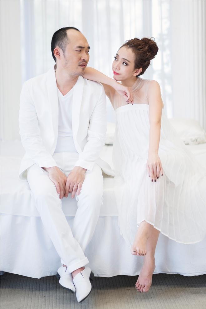 Ảnh cưới 6 năm trước của hoa hậu hài Thu Trang và Tiến Luật - Ảnh 11.