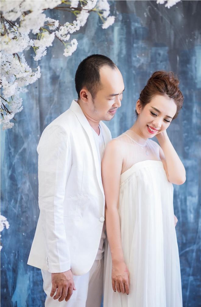Ảnh cưới 6 năm trước của hoa hậu hài Thu Trang và Tiến Luật - Ảnh 12.