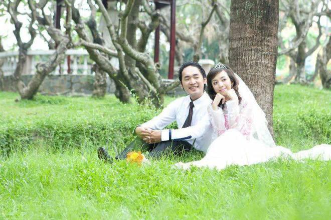 Ảnh cưới 6 năm trước của hoa hậu hài Thu Trang và Tiến Luật - Ảnh 4.
