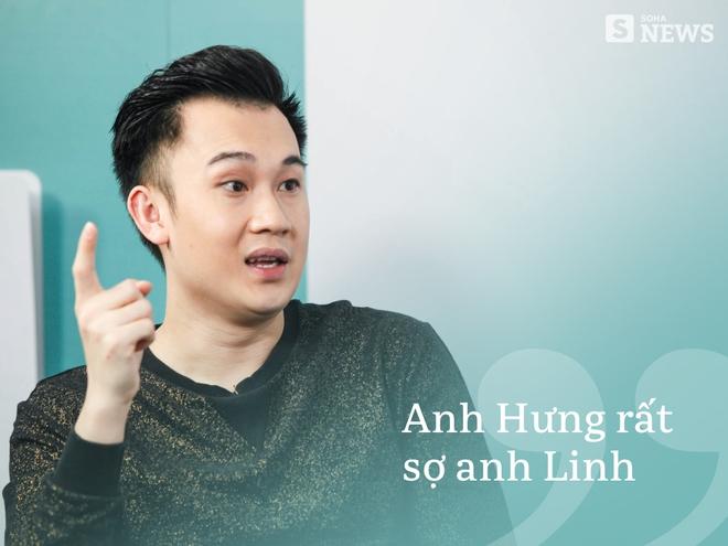 Dương Triệu Vũ lần đầu thừa nhận tình yêu với Đàm Vĩnh Hưng - Ảnh 3.