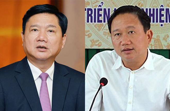 [CẬP NHẬT] Bắt đầu xét xử ông Đinh La Thăng, Trịnh Xuân Thanh và đồng phạm - Ảnh 9.