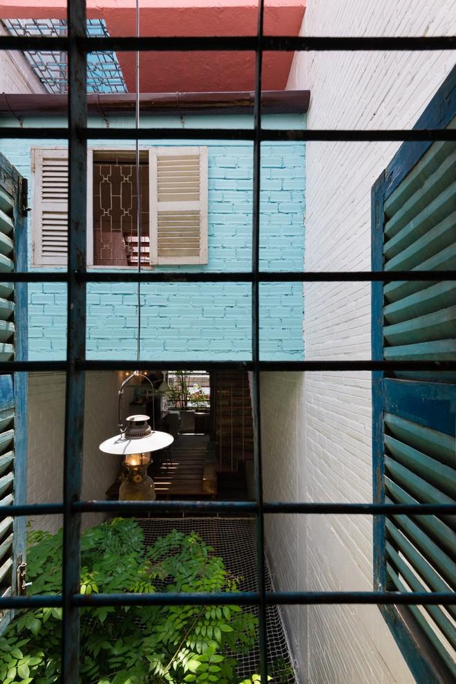 Kiệt tác kiến trúc bên trong ngôi nhà lụp xụp, mặt tiền 3m ở Sài Gòn - Ảnh 11.