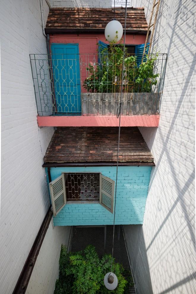 Kiệt tác kiến trúc bên trong ngôi nhà lụp xụp, mặt tiền 3m ở Sài Gòn - Ảnh 10.