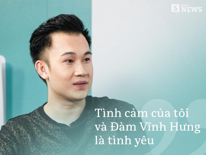 Dương Triệu Vũ lần đầu thừa nhận tình yêu với Đàm Vĩnh Hưng - Ảnh 5.