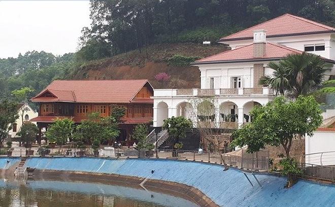 """Tỉnh Yên Bái thanh tra khu """"biệt phủ"""" rộng 1,3 ha đứng tên vợ Giám đốc Sở TNMT"""