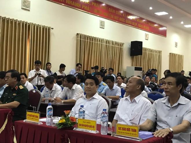 Chủ tịch Chung: Tôi mong muốn mọi người đã có lòng tốt rồi thì hãy nhân nó lên - Ảnh 1.