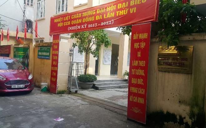 Image result for UBND phường văn miếu hiếu