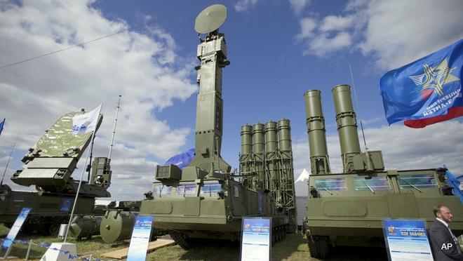 Sau S-400, đến lượt S-300VM Nga triển khai tại Syria bị tiêm kích Israel đùa giỡn - Ảnh 2.