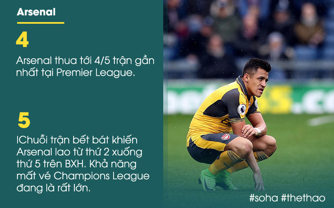Arsenal - Wenger: Hãy cho nhau cơ hội cuối - Ảnh 1.