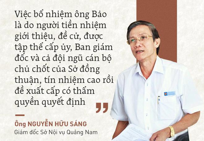 Những phát ngôn nói về việc bổ nhiệm ông Lê Phước Hoài Bảo là đúng quy trình - Ảnh 4.