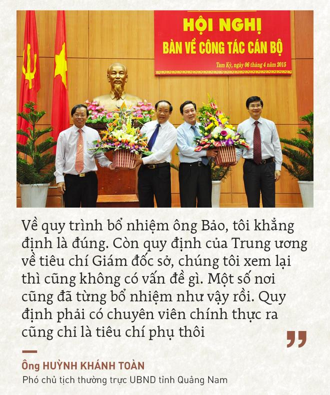 Những phát ngôn nói về việc bổ nhiệm ông Lê Phước Hoài Bảo là đúng quy trình - Ảnh 5.