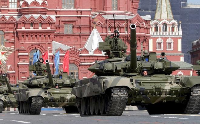Lục quân Nga có thêm 3.000 mẫu khí tài trong năm 2016