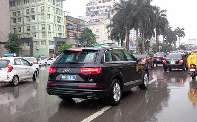 Thực hư việc Audi Việt Nam bán được nửa lô xe APEC?