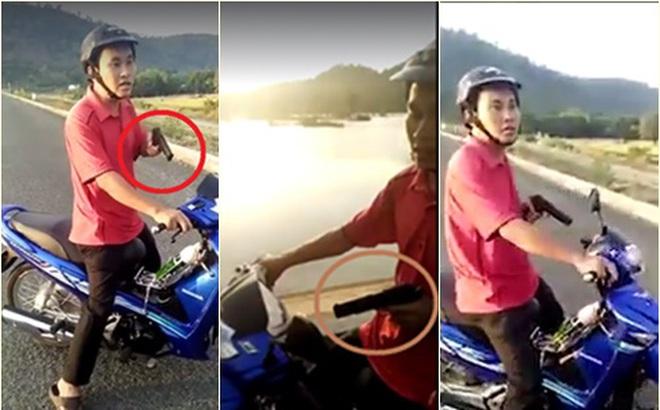 Nguyên nhân Phó trưởng phòng NN&PTNT dùng súng dọa người dân