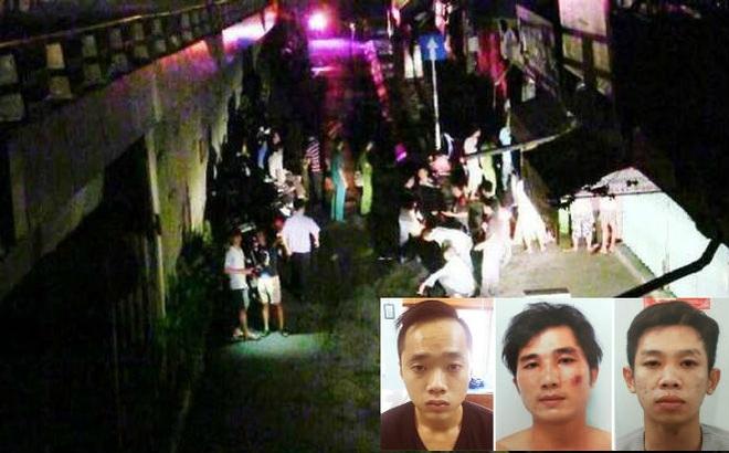 Lộ diện 6 côn đồ chém bé trai 13 tuổi sau cuộc cãi vã ở Sài Gòn