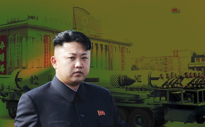 Bức ảnh ông Kim Jong Un trên báo Triều Tiên để lộ tham vọng lớn về tên lửa của Bình Nhưỡng
