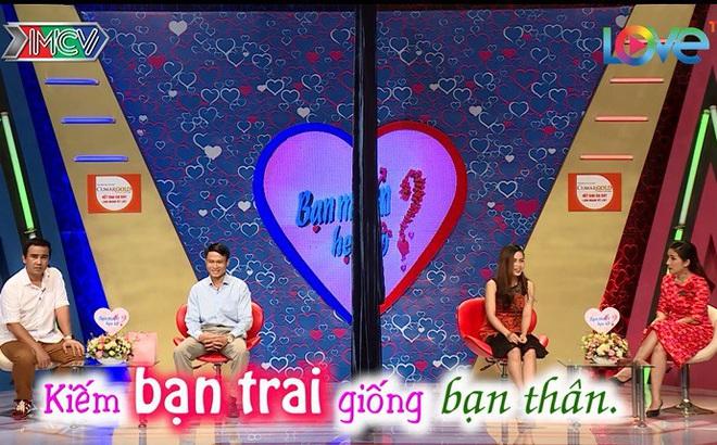 """Bạn muốn hẹn hò: Cô gái muốn tìm bạn trai giống bạn thân, Quyền Linh liền nói """"khó à nha"""""""