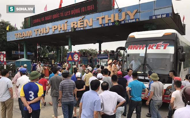 Miễn phí cho người dân 4 huyện ở Nghệ An, Hà Tĩnh qua cầu Bến Thuỷ 1