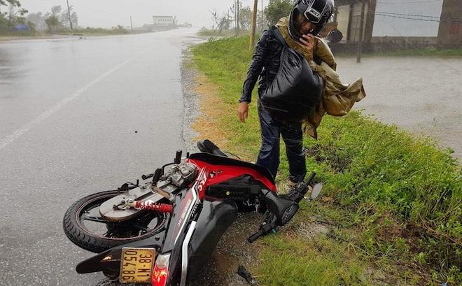 Bão số 10 làm Hà Tĩnh thiệt hại hơn 6000 tỷ đồng, 82 người thương vong