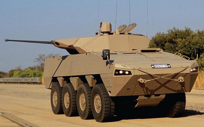 Ứng viên thay thế BTR-60 đến từ Nam Phi