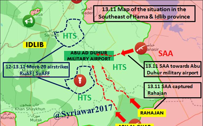 Nga yểm trợ, quân đội Syria đánh chiếm nhiều địa bàn quan trọng ở Hama