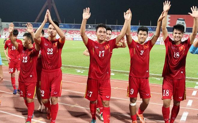 """U20 Việt Nam đi Đức """"luyện công"""" chuẩn bị World Cup 2017"""