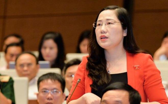 """Bị luật sư phản ứng, đại biểu Nguyễn Thị Thủy: """"Tôi phát biểu vì lợi ích chung quốc gia"""""""