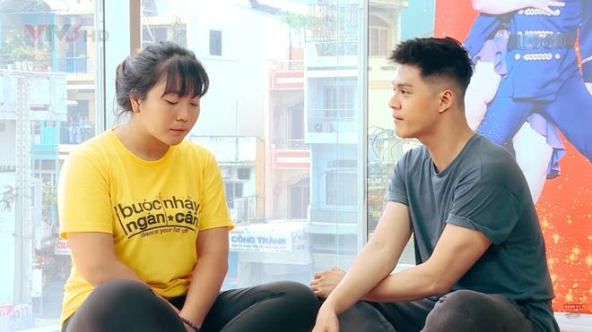 Thí sinh được Việt Hương hứa chu cấp 5 triệu mỗi tháng bị loại khỏi Bước nhảy ngàn cân - Ảnh 1.