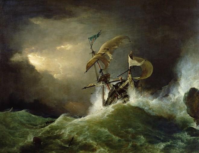 Giải mã bí ẩn tàu thuyền mất tích trên đại dương: Thủ phạm là sóng quái vật cao gần 30m? - Ảnh 2.