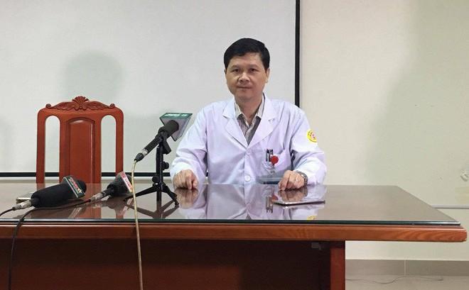 Họp báo vụ 4 trẻ sơ sinh tử vong ở Bệnh viện Sản Nhi Bắc Ninh kết thúc chỉ sau hai câu hỏi